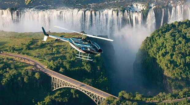 Victoria Falls  Tours Package